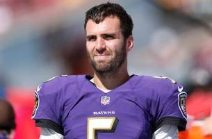 joe flacco, ravens owner disagree on whether his knee injury affected his game