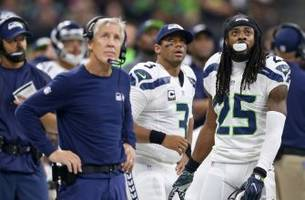 Report: NFL is considering taking away the Seahawks' second-round pick
