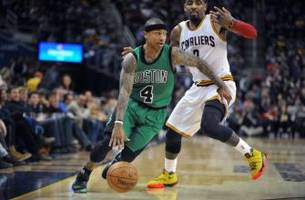 isaiah thomas is better than kyrie irving, and should start over him in the all star game