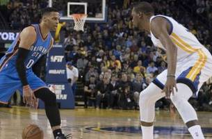 Kevin Durant and Russell Westbrook have very different views on their relationship