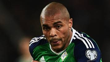 Josh Magennis: Charlton and Northern Ireland striker out for at least a month