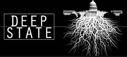 does a rogue deep state have trump's back?