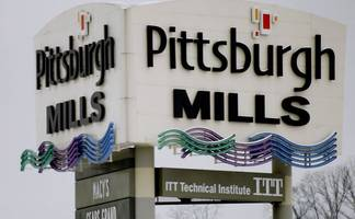 pittsburgh mall once worth $190 million sells for $100