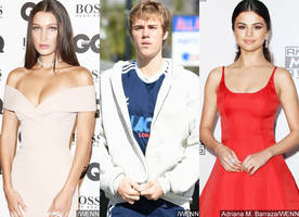 Bella Hadid and Justin Bieber Accuse Selena Gomez of Using The Weeknd for Promotion