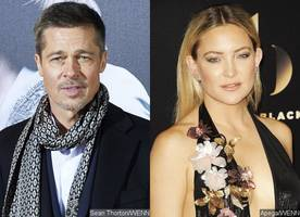 Brad Pitt Reportedly Moving In With Kate Hudson Amid Angelina Jolie Divorce