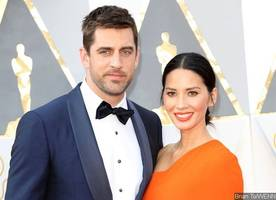 olivia munn reportedly causes a rift in aaron rodgers' family