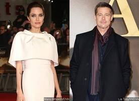Report: Angelina Jolie Is Forced to Hand Over Kids to Brad Pitt