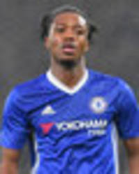 Chelsea midfielder sends message to striker after January transfer is confirmed