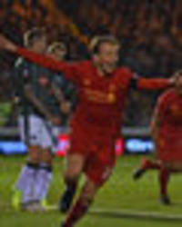 lucas leiva: liverpool could win everything this year