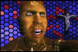 oh my god, a lawnmower man vr series is actually happening