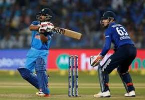 india, england to play 2nd odi in cuttack today