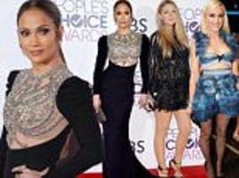 People's Choice Awards 2017: Red carpet live