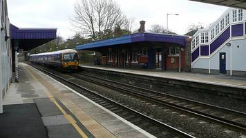 Slipstream caused girl's wheelchair to strike passing train at Twyford