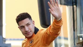 hull city's jake livermore to have west brom medical