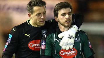 Plymouth Argyle 'unfortunate' to lose to Liverpool in FA Cup - Derek Adams