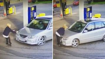 Man pleads guilty to Barnsley petrol station hit-and-run