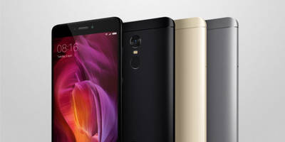 Xiaomi's $150 Redmi Note 4 promises two-day battery life