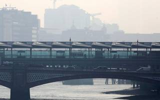 mayor issues air quality alert: here are the boroughs set to be worst hit