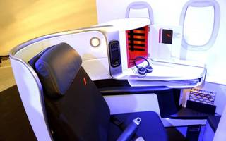 safran's €8.5bn takeover of aircraft seat maker zodiac takes off