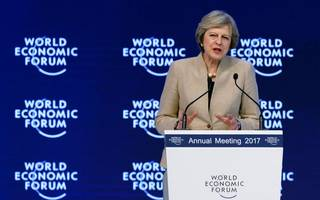 Theresa May: Brexit is not a rejection of Europe