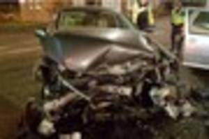 Two cars in 'serious' head-on crash in Airmyn Road, Goole