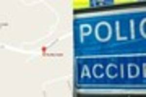 Man dies in early morning crash after car collides with tree on...