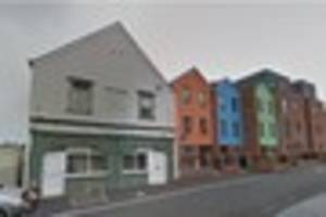 man punched and robbed after bristol mosque window smashed by...