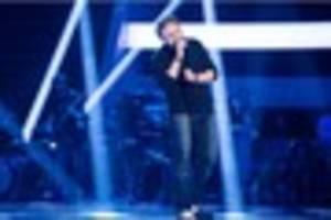 'i wanted to hug sir tom jones!': bristol the voice star reveals...