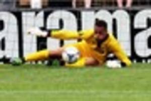 cheltenham town goalkeeper ruled out for next two games