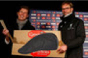 does jurgen like the pasty better than tisdale's hat?