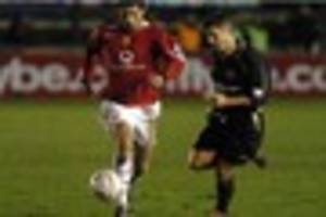 flashback - exeter city's scott hiley on nutmegging cristiano...