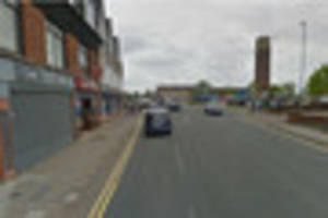 Schoolboy injured in Coalville High Street robbery