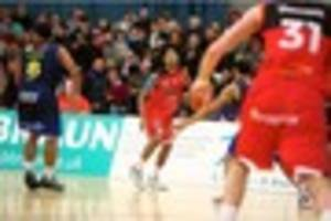 leicester riders  found a way to win despite two crazy minutes
