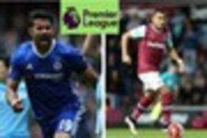 Fantasy Premier League tips: Options when replacing Costa and...