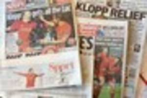 what the papers said: national media heap praise on plymouth...