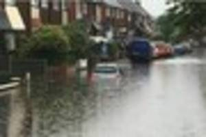 Revealed: The 7 Stoke-on-Trent flooding hotspots to receive share...