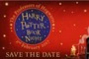 Harry Potter fans are invited to the fantastic annual book event...