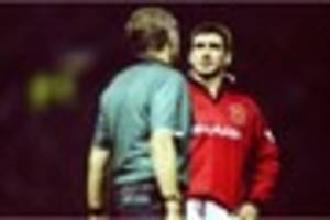 competition: win a vip evening with football legend eric cantona...