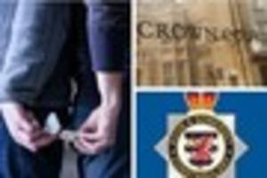 Two Bath men appear in Bristol Crown Court and admit dealing...