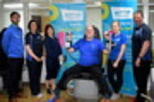 Get active forever in a new health scheme at Grimsby Leisure...