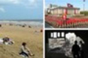 skegness ranked among war zones as one of the world's worst...