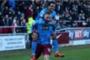 scunthorpe must relish what will be a rollercoaster ride