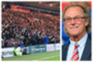 imps tickets selling fast for dover match as feel-good factor...