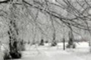 An amber cold weather alert has been issued for Kent