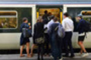 trains delayed between oxted and east grinstead after line fault