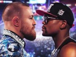 """Floyd Mayweather Roasts The Hell Outta Conor McGregor: """"Before You Ask For $25 Mil, Be Worth More Than $25 Mil"""""""