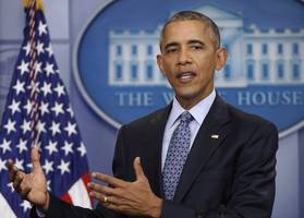 Meritocratic America could have woman, Latino or Hindu President in future: Barack Obama