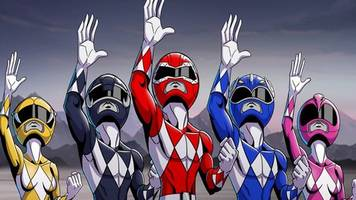 mighty morphin power rangers #11 review