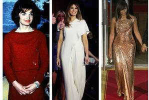 Can Melania Trump's style hold its own in the White House?