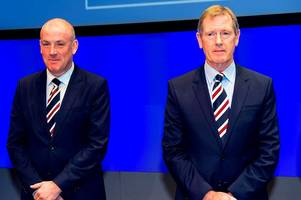 Has Rangers chairman Dave King lost trust in Mark Warburton or is it the other way around?